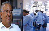 Amerikan KBB Baş Boyun Cerrahisi Akademisinden Türk bilim insanına 'Başkanlık Onur Ödülü'