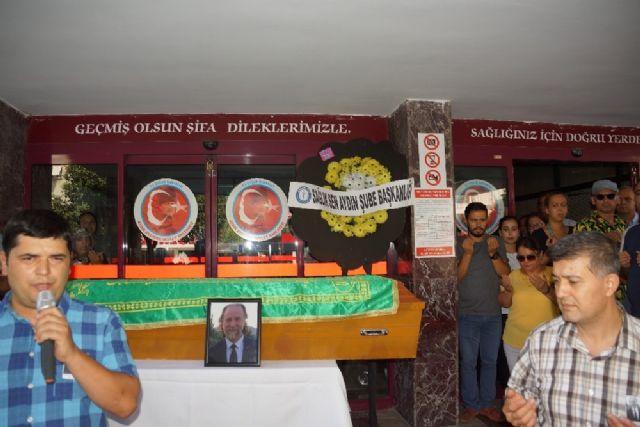 Aydın Atatürk Devlet Hastanesi eski Başhekimi, Dr.İlkan Çalaşyer hayatını kaybetti.