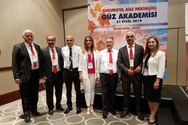 Adana'da aile hekimleri güz sempozyumu