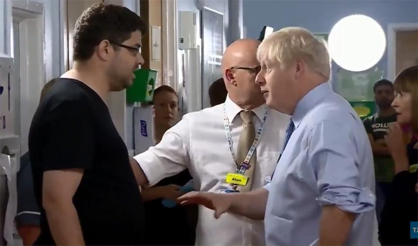 Başbakana Tepki