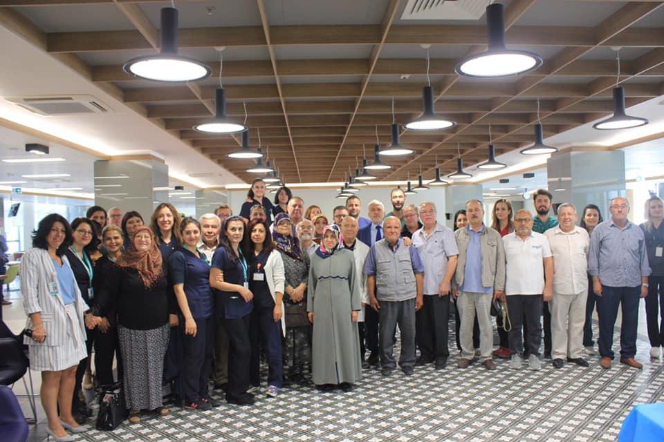 Eskişehir Şehir Hastanesinde 100'üncü Açık Kalp Cerrahi Ameliyatı kutlandı