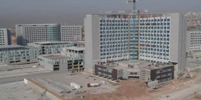 Etlik şehir hastanesi açılış tarihi