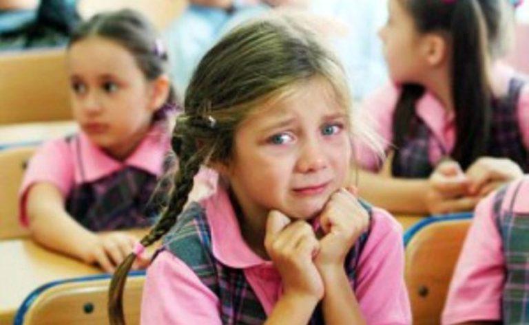 Çocuklarda Okul Korkusu