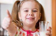 Çocuklara düzenli süt tüketimi önerisi