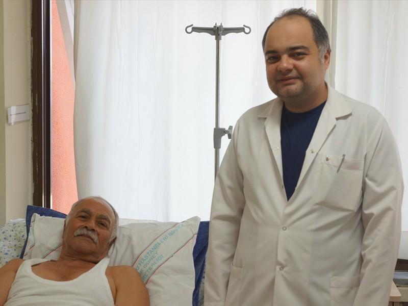 Türk Doktor geliştirdiği yöntemle prostat kanseri ameliyatı süresini kısalttı