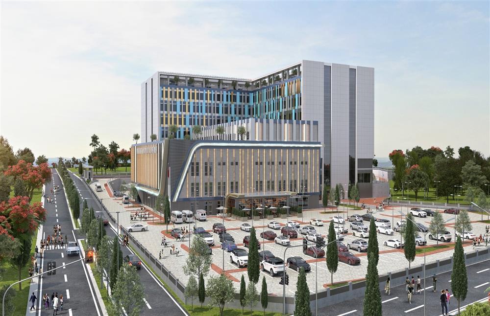 Malatya Battalgazi Devlet Hastanesi Yapımına Başlandı