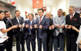 Yeşilhisar Palyatif Bakım Merkezi Hizmete Açıldı