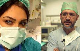 Anestezi uzmanı doktor, sevgilisini damardan öldürmüş