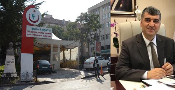 Ankara İl Sağlık Müdürü Mehmet Gülüm Numune Hastanesinin kullanımı ve Ankara Şehir Hastanesinin işleyişi hakkında Bilgi Verdi