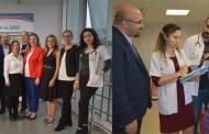 Tepecik Hastanesi'nin Yenidoğan Yoğun Bakım Ünitesi Hizmete Girdi