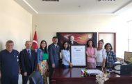 Sungurlu Devlet Hastanesi Dijital Hastane Unvanı Almaya Hak Kazandı