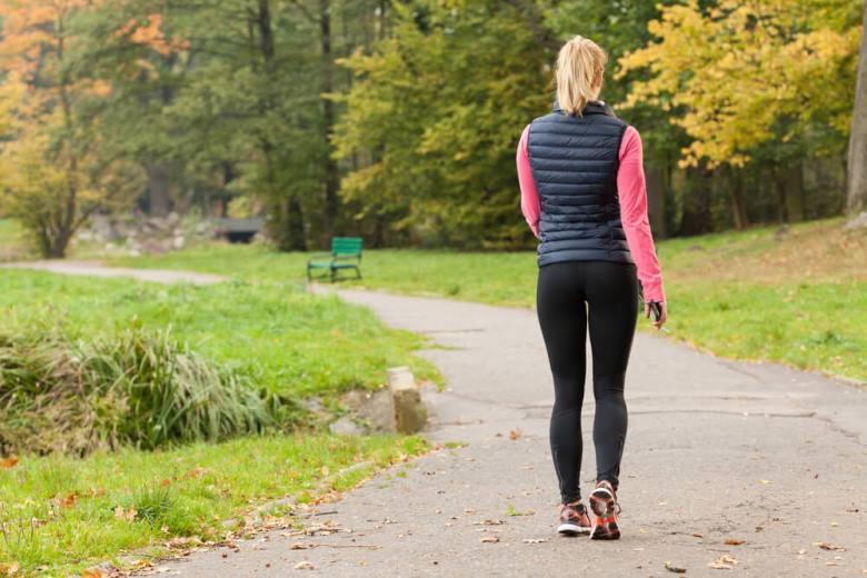 Her gün 30 dakika yürüyüş