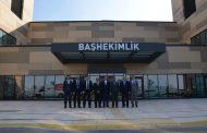 Bursa Şehir Hastanesinde ASKOM Toplantısı