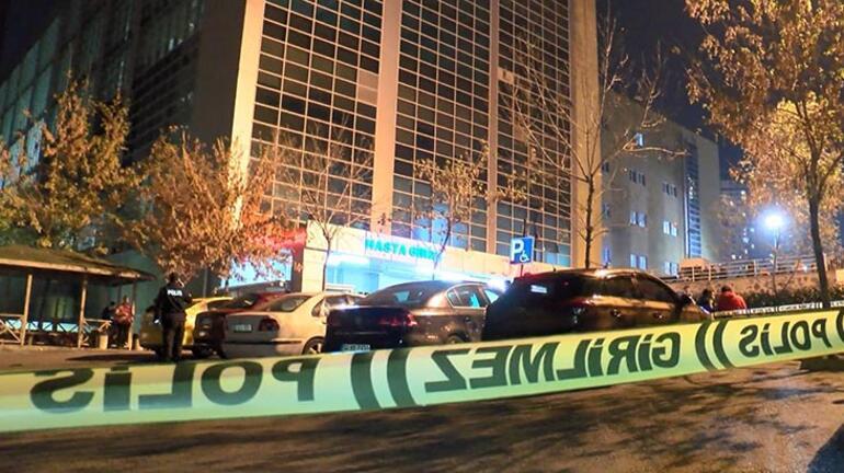 Hastanede Silahlı Saldırı: 3 yaralı!