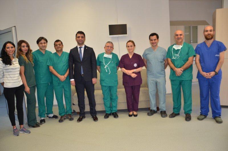 Muş'ta ilk kez açık kalp ameliyatı yapıldı