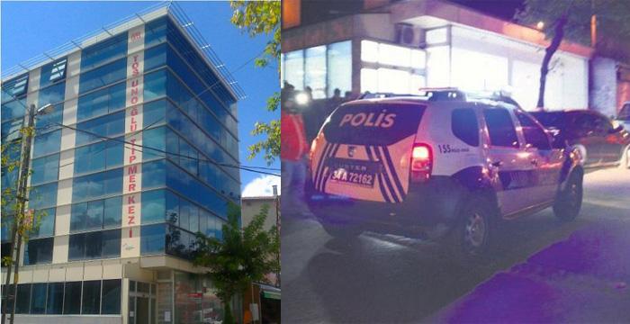 Özel bir tıp merkezi sahibi doktor, yanında çalışan Azerbaycanlı sevgilisini vurdu