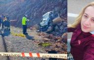 Hemşire Özlem Yıldız Süzer Nöbet Çıkışı Kaza Yaptı