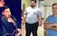 Obez Genç Müzisyen 4 Ayda 51 Kilo Verdi