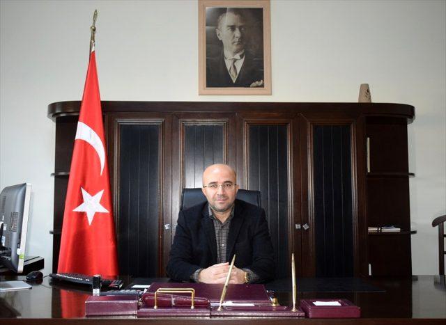 Kurtalan Devlet Hastanesi Başhekimliğine atanan Uzman Dr. Vehbi Yağız görevine başladı