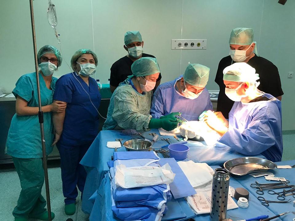 Sakarya Üniversitesi Eğitim ve Araştırma Hastanesi Böbrek Nakli Merkezi