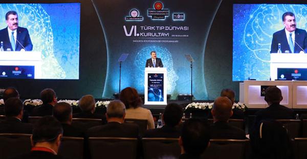 6. Türk Tıp Dünyası Kurultayı