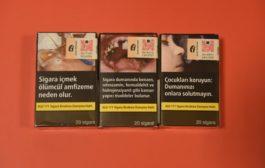 Sigarada düz ve standart paket uygulaması yarın başlıyor!