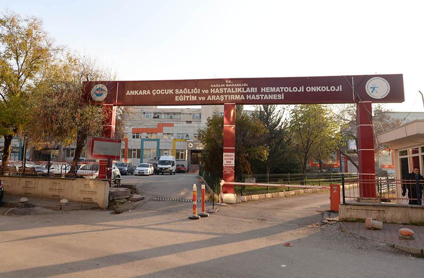 Taşınan Dışkapı Çocuk Hastanesine Sağlık Kompleksi Kurulacak