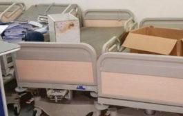 Kapanan hastanenin cihaz ve demirbaşlarının çürümeye bırakıldığı iddiası