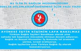 Türkiye Sağlık İşçileri Sendikası: