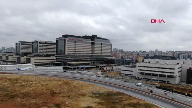 Başakşehir şehir hastanesi'nde son durum