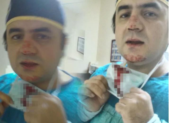 Sağlık Bakanı Fahrettin Koca'dan Darp Edilen Doktor Hakkında Açıklama