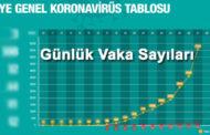 En Son Güncel Koronavirüs Tablosu