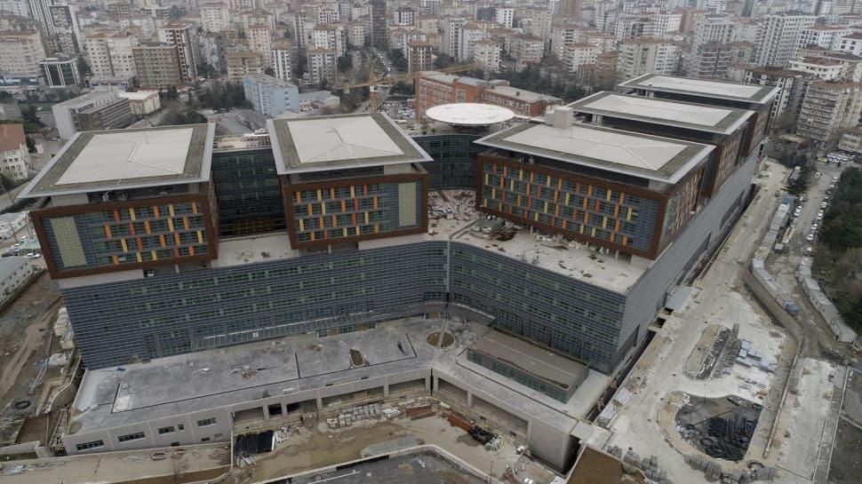 Göztepe Şehir Hastanesi. Son Durum