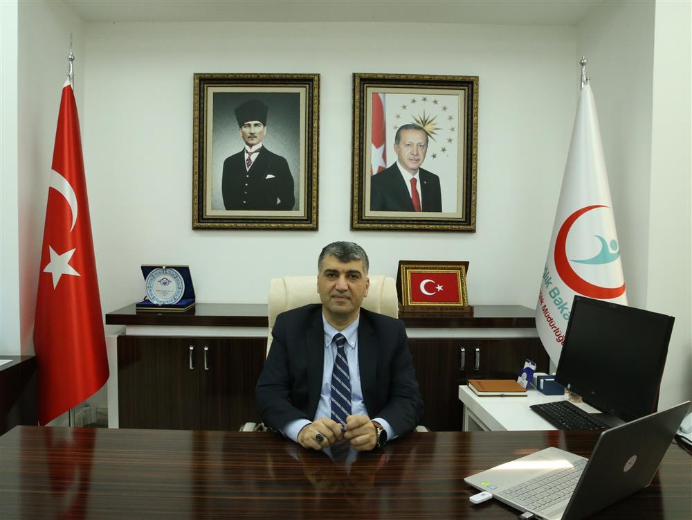 Ankara İl Sağlık Müdürü Prof. Dr. Mehmet Gülüm'ün koronavirüs testi pozitif çıktı