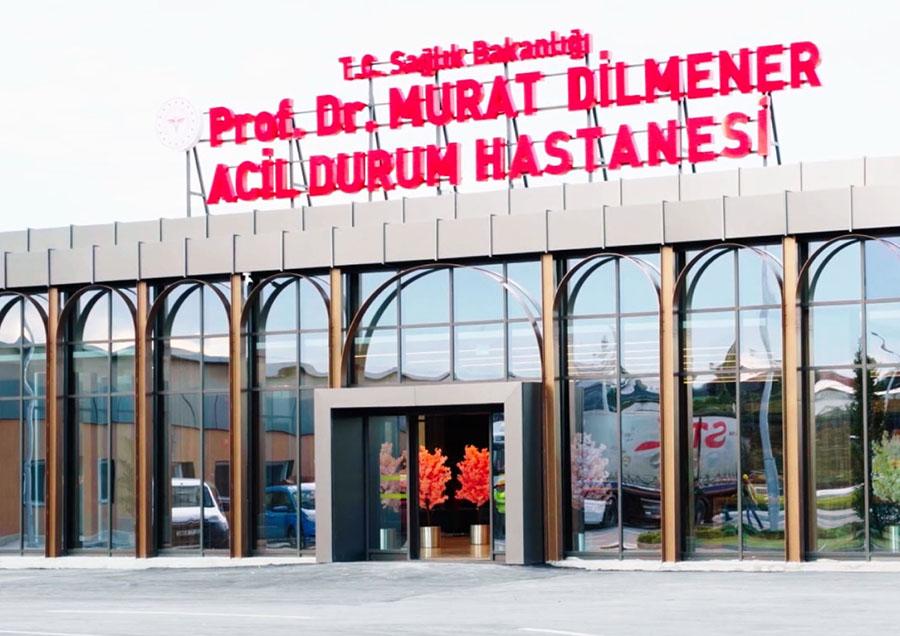 Prof. Dr. Murat Dilmener Acil Durum Hastanesi