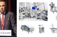 Eski Kamu Hastaneleri Müdürü Prof.Dr. Murat Alper'den Tıbbı Cihaz Atölyesi/Deposu Önerisi