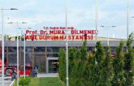 Prof. Dr. Murat Dilmener Acil Durum Hastanesi Covid-19 yükünü omuzluyor