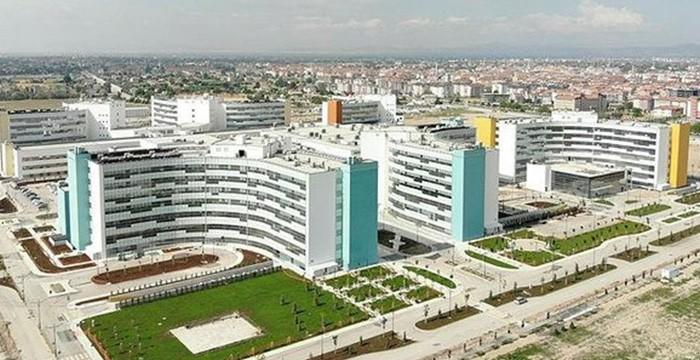 Konya Şehir Hastanesi Hizmete Girdi