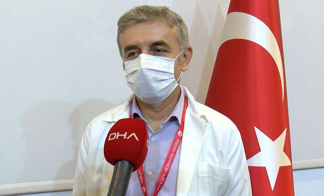 Maske, aşılama yapılmış gibi antikor geliştirilmesini sağlıyor