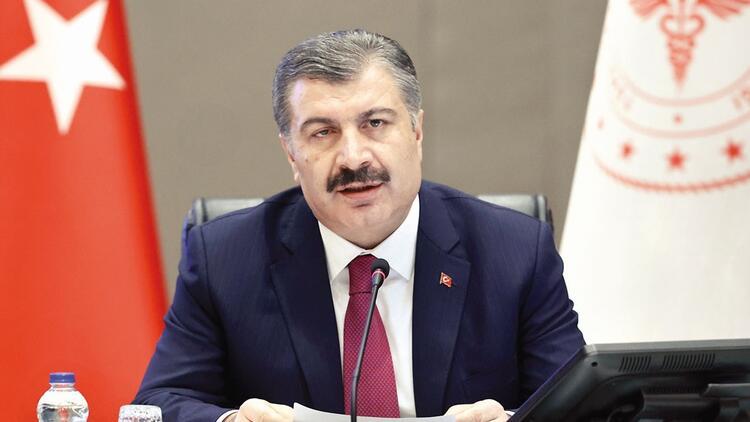 Bilim Kurulu Toplantısının ardından Sağlık Bakanı Koca'dan açıklamalar