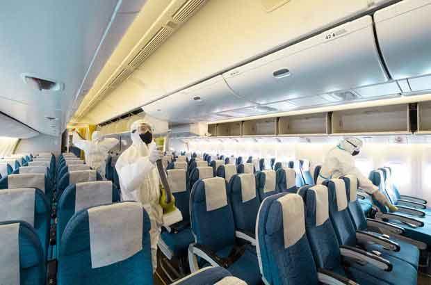 Havayolu yolculuğunda sağlık vizesi sistemi başlayacak
