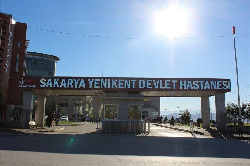 Sakarya Yenikent Devlet Hastanesi Artık Pandemi Hastanesi Olacak