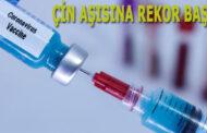 Çin aşısı için 20 bin gönüllü başvurdu