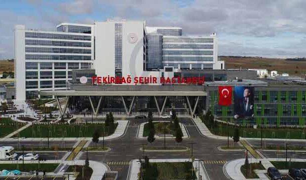 Tekirdağ İsmail Fehmi Cumalıoğlu Şehir Hastanesi