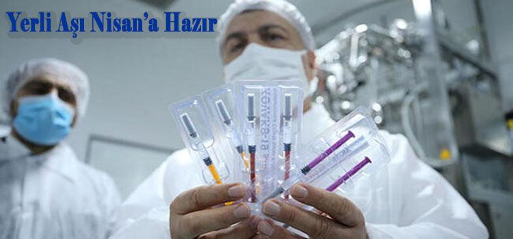 Sağlık Bakanı Fahrettin Koca Koronavirüs Aşısı Nisan'da