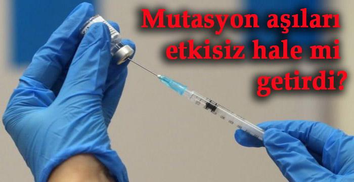 Koronavirüs mutasyonu aşıları nasıl etkiler?