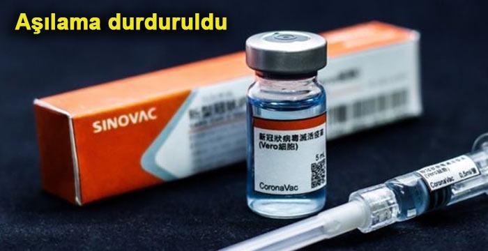 Çin Aşısında Guillain Barré Sendromu
