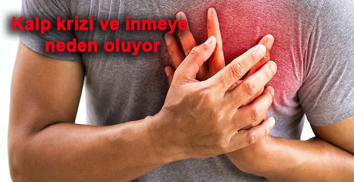 Covid-19 kalpte kalıcı hasar bırakabiliyor