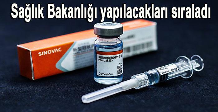 Aşının yan etkilerine karşı neler yapabilirsiniz