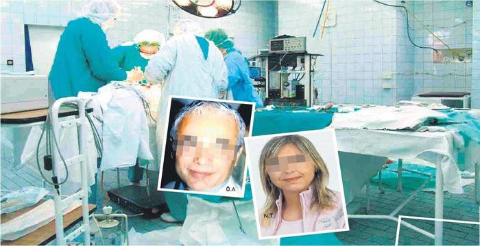 Ruhsatsız hastanede ameliyat davalık oldu